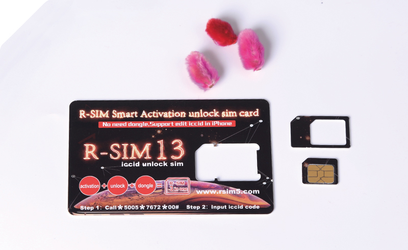 R-SIM 13 Smart Activation unlock sim card